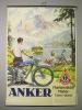 ANKER Markenräder Motor-Fahrräder