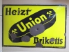 Heizt Union Briketts