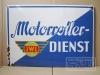 IWL Motorroller DIENST