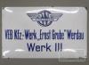 KFZ Werk Ernst Grube Werdau