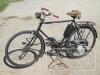 Fahrrad mit MAW Hilfsmotor