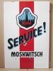 MOSKWITSCH SERVICE
