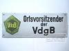 Ortsvorsitzender VdgB