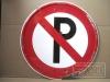 Verbotszeichen Parkverbot
