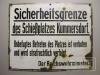 Sicherheitsgrenze Schießplatz_Kummersdorf