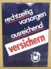 Staatliche Versicherung der DDR
