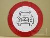 Verkehrsverbot für Kraftwagen