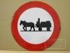 Verkehrsverbot für Gespannfahrzeuge