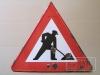Warnzeichen, Vorsicht Baustelle